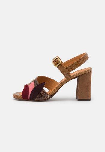 FACUN - Sandals - multicolor
