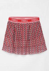 O'Neill - A-line skirt - pink/purple/yellow - 1