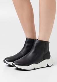 ECCO - CHUNKY  - Ankle boot - black - 1