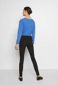 TOM TAILOR DENIM - NELA - Jeans Skinny Fit - black denim - 2
