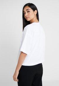 HUGO - DUFIA - T-shirts print - white - 2