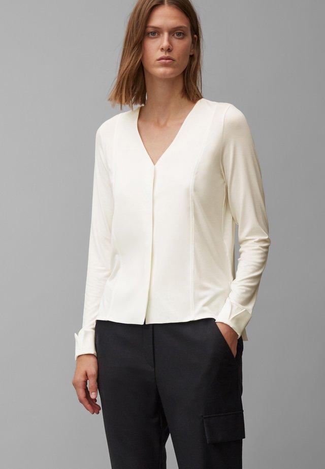 Bluzka - clear white