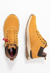 s.Oliver - High-top trainers - corn - 1