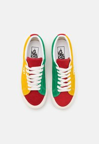 Vans - ANAHEIM SID DX UNISEX - Joggesko - yellow/red/white - 3