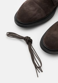 Paul Smith - MENS SHOE CUBITT CHOCOLATE - Veterboots - browns - 5