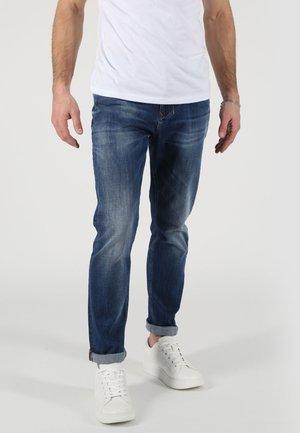 CORNELL REGULAR - Straight leg jeans - blau