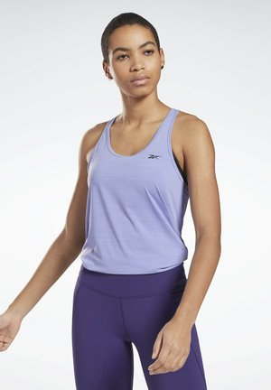 ONE SERIES ACTIVCHILL TANK - Camiseta de deporte - purple