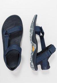 Merrell - KAHUNA - Chodecké sandály - navy - 1