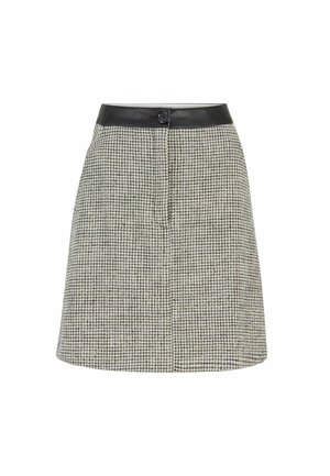 VATWELA - A-line skirt - patterned