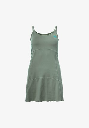 Sports dress - olivgrün