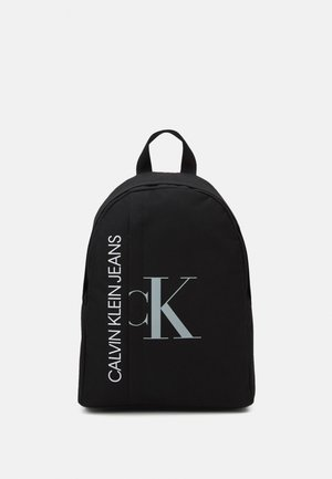 HYBRID LOGO BACKPACK UNISEX - Batoh - black