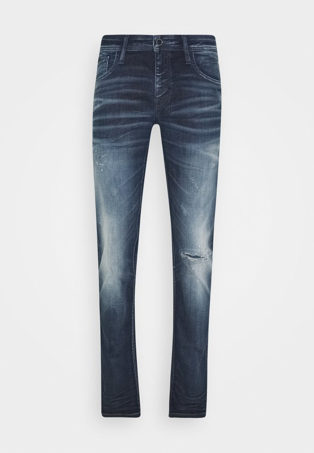 OZZY  - Jeansy Slim Fit - blu denim