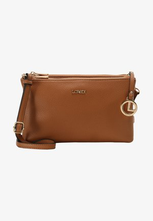 ELLA - Across body bag - cognac