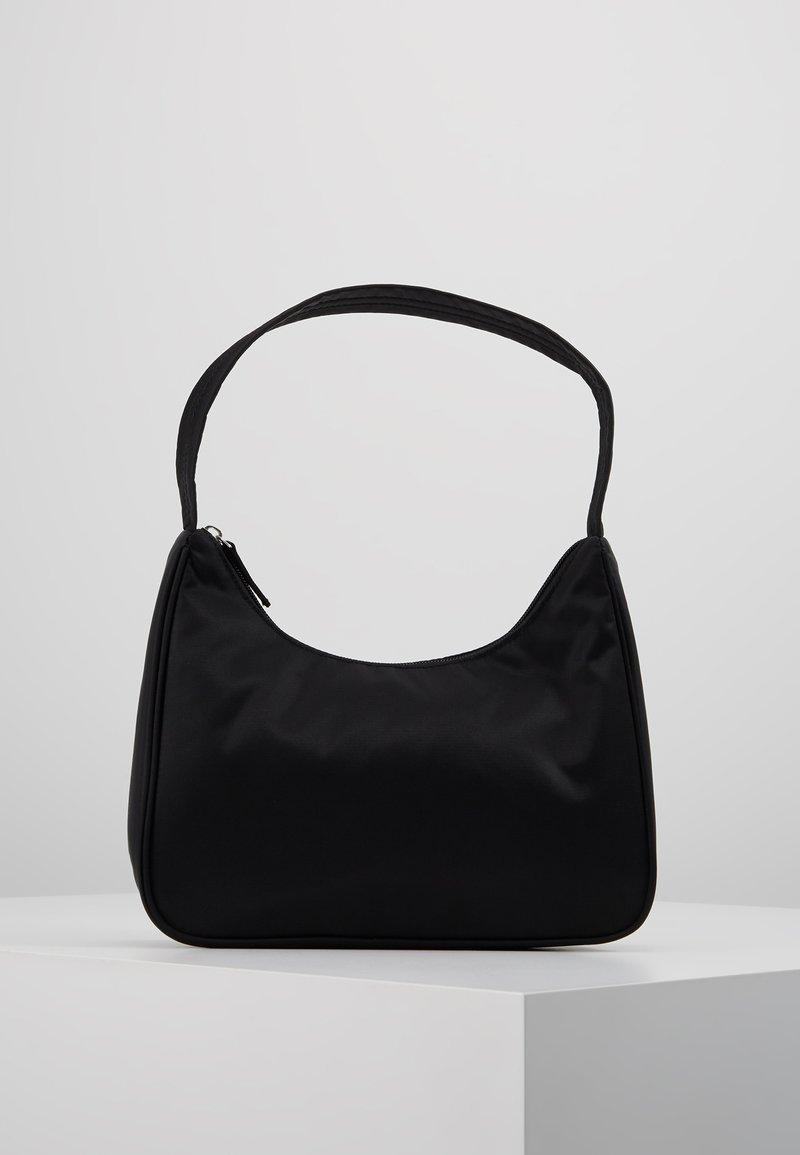 Monki - HILMA BAG UNIQUE - Håndtasker - black