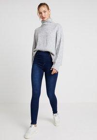 Even&Odd - Slim fit jeans - dark blue - 1