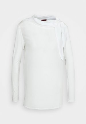 GINESTRA - Long sleeved top - ivory