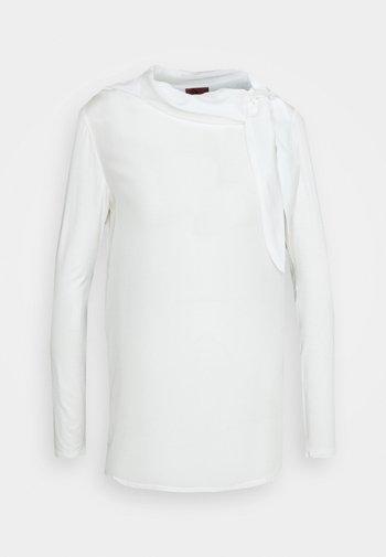 GINESTRA - T-shirt à manches longues - ivory