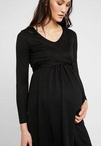bellybutton - Vestido ligero - black onyx|black - 3
