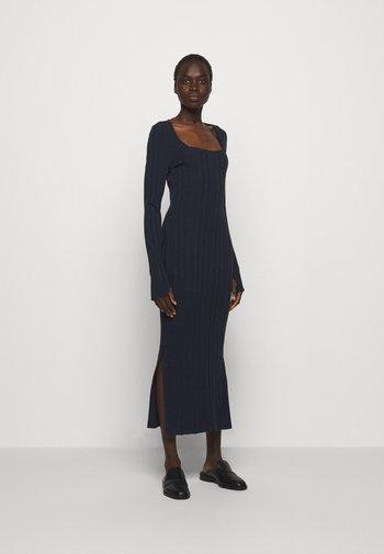 SHERLEE - Maxi dress - open blue