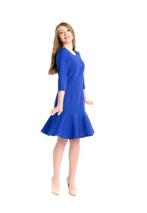 VEERA - Day dress - blue