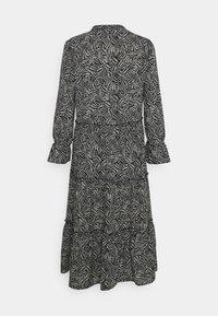 Vero Moda - VMFELICITY 7/8 CALF DRESS  - Day dress - black - 5