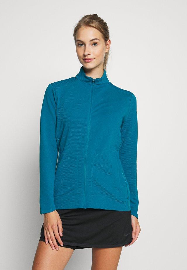 DRY - Veste de survêtement - turquoise