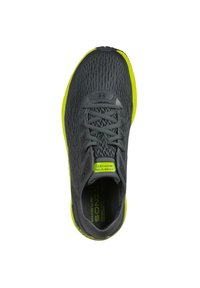 Under Armour - Trainers - pitch gray / green citrine / mechanic blue - 1