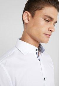 JOOP! - PANKOK SLIM FIT - Formal shirt - white - 3