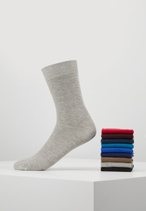 UNISEX 9 PACK - Socks - jeans mix