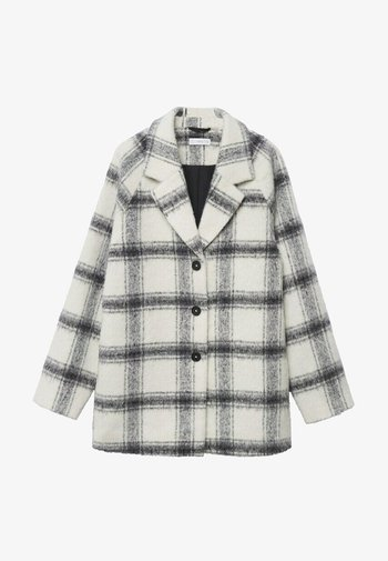 CHESY - Short coat - gebroken wit