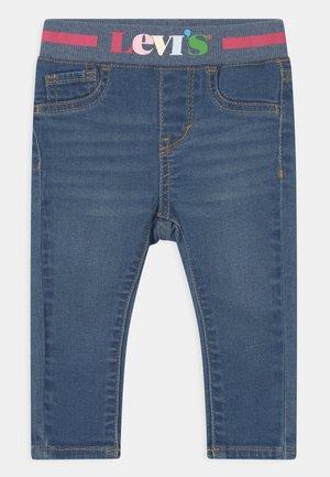 PULL ON SKINNY - Jeans Skinny Fit - indigo avenue