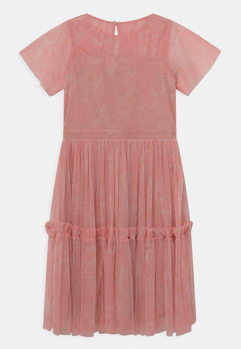 Anaya with love - RUFFLE DRESS - Vestido de cóctel - pink shadow