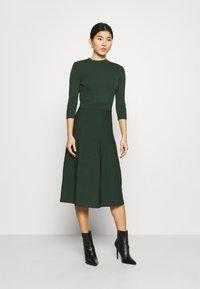 Ted Baker - FRANEYY - Korte jurk - green - 0