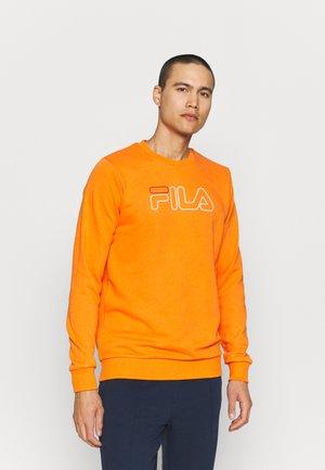 LIAM CREW - Sudadera - mandarin orange