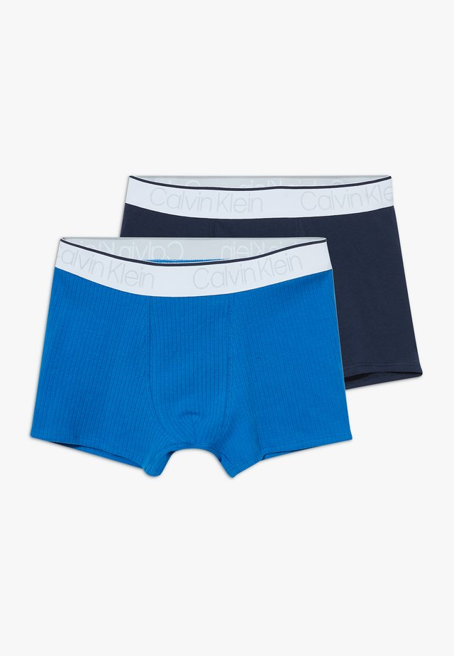 TRUNKS 2 PACK - Pants - blue