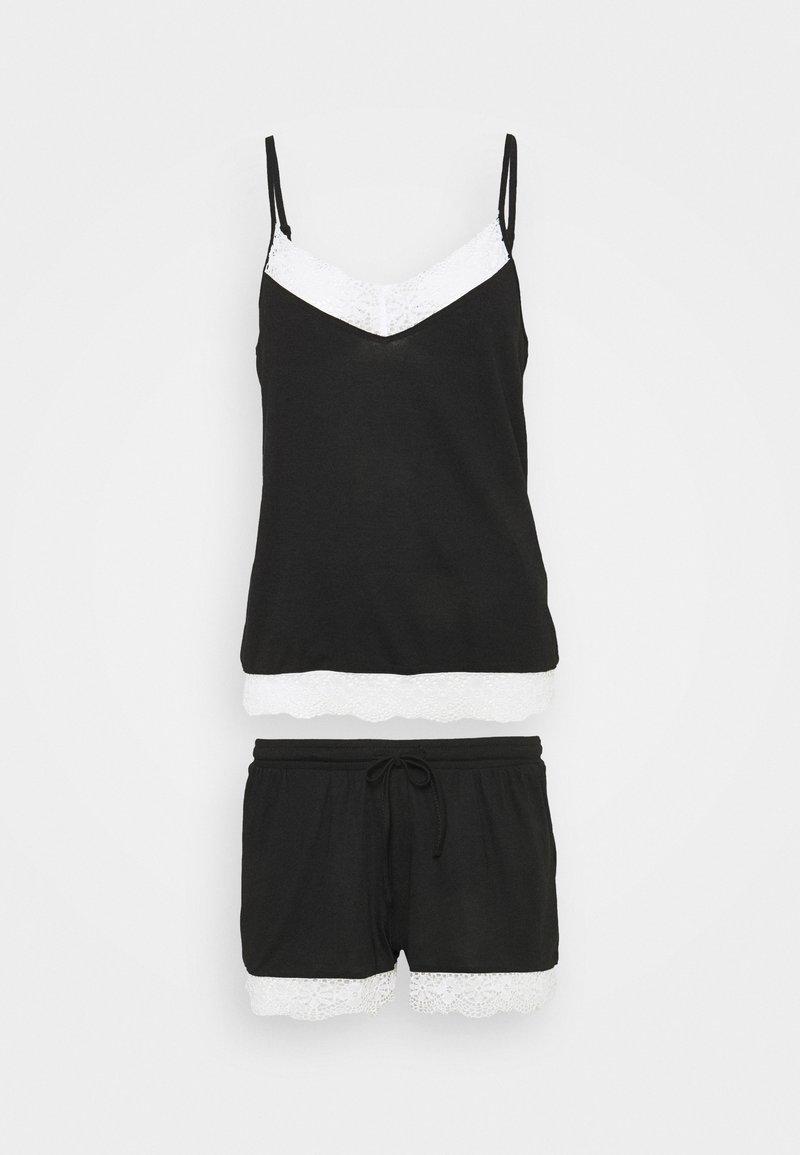 Anna Field - Pyjama set - black/off-white