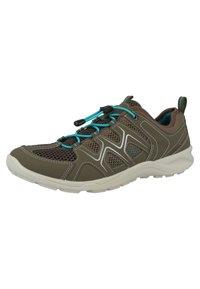 ECCO - TERRACRUISE - Hiking shoes - green - 2