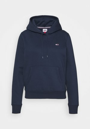 REGULAR HOODIE - Sweat à capuche - blue