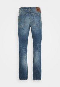 G-Star - 3301 STRAIGHT TAPERED - Straight leg jeans - vintage medium aged - 1