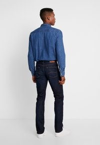 Tommy Jeans - RYAN STRAIGHT - Jeans a sigaretta - lake raw stretch - 2