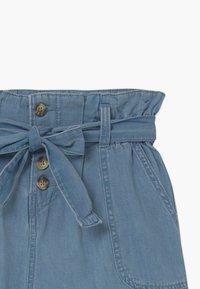 Blue Seven - TEEN GIRL - Džínové kraťasy - jeansblau - 2