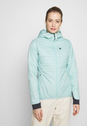 THERESIA PRIMALOFT LINER - Waterproof jacket - mint