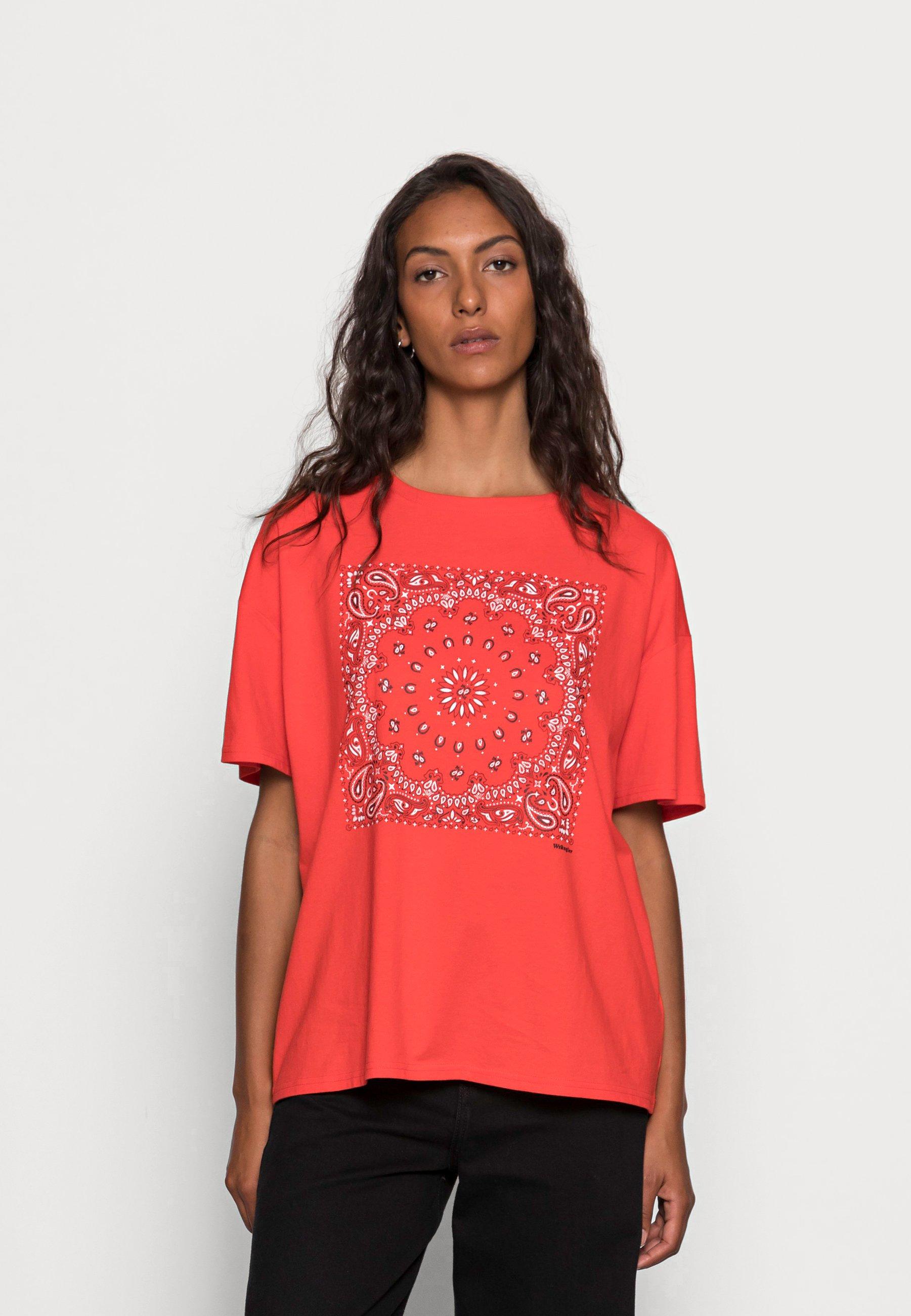 Damen GIRLFRIEND TEE - T-Shirt print
