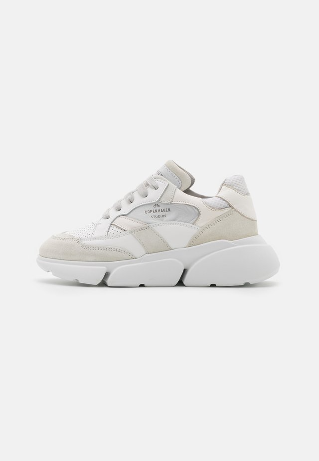 CPH555 - Trainers - white/beige