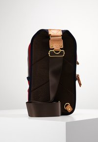 Harvest Label - MINI MULTI - Across body bag - navy - 2