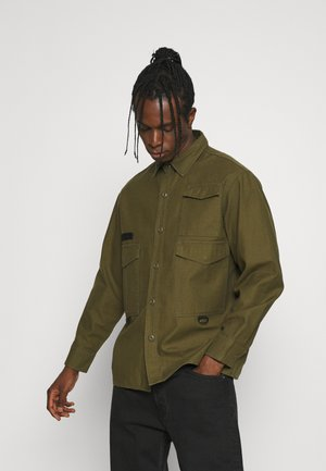 DRING MILI UNISEX - Summer jacket - UNIFORM GREEN
