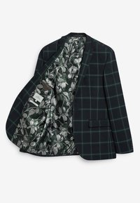 Next - TAILORED FIT  - Suit jacket - green - 5