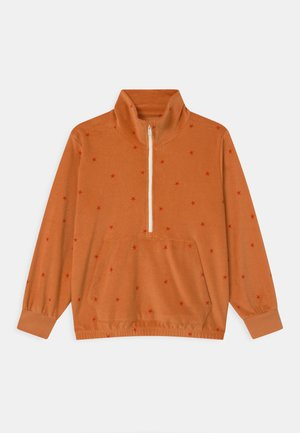 STARFISH MOCKNECK UNISEX - Sweatshirt - coral