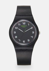 Swatch - MASA - Zegarek - solid black - 0