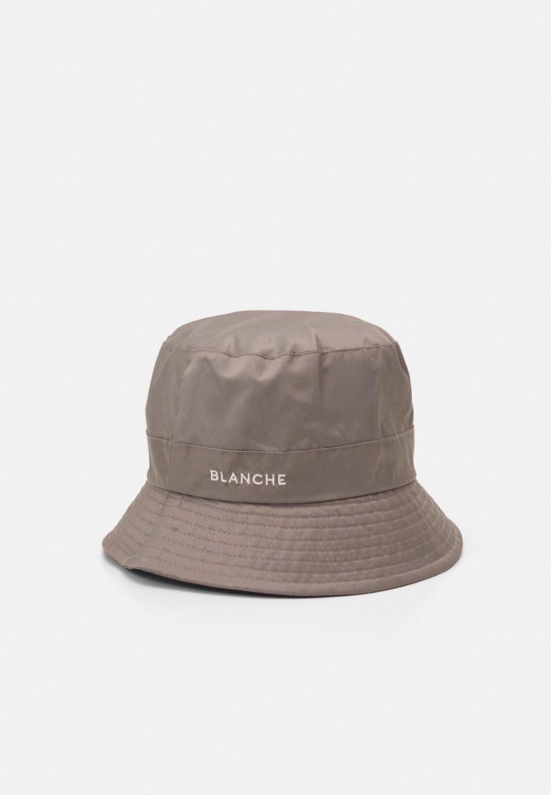 BLANCHE - BUCKET HAT - Klobouk - cinder